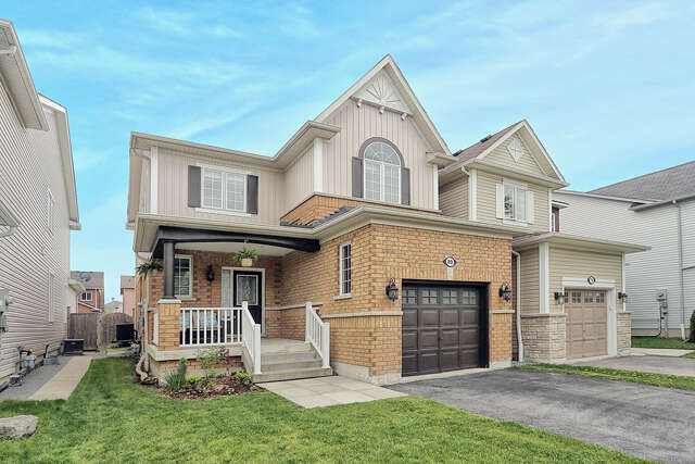 Real Estate for Sale, ListingId:45438200, location: 80 Northgrove Cres. Whitby L1M 2M9
