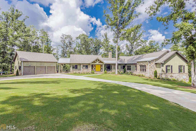 Single Family for Sale at 2088 Mayne Mill Rd Watkinsville, Georgia 30677 United States