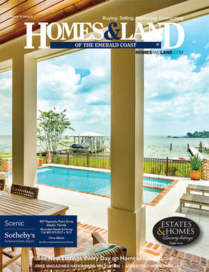 HOMES & LAND Magazine Cover. Vol. 24, Issue 06, Page 87.