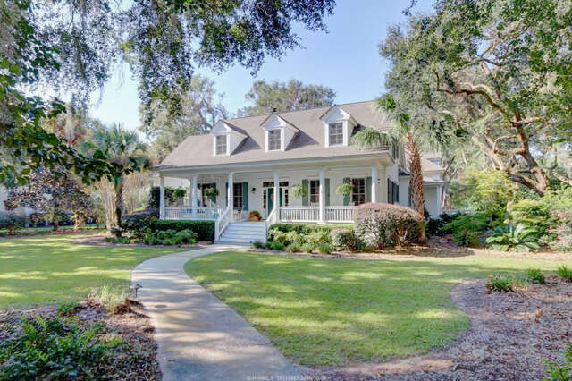 Single Family for Sale at 16 Long Pond Drive Beaufort, South Carolina 29907 United States