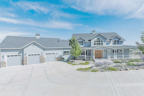 Single Family for Sale at 2521 Eagle Ridge Road Genoa, Nevada 89411 United States