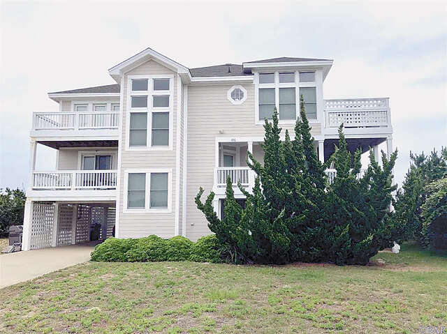 Single Family for Sale at 180 Ocean Boulevard Southern Shores, North Carolina 27949 United States