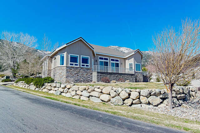 Single Family for Sale at 246 Genoa Peak Court Genoa, Nevada 89411 United States