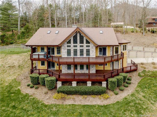 Single Family for Sale at 65 Cansadie Top Road Waynesville, North Carolina 28785 United States