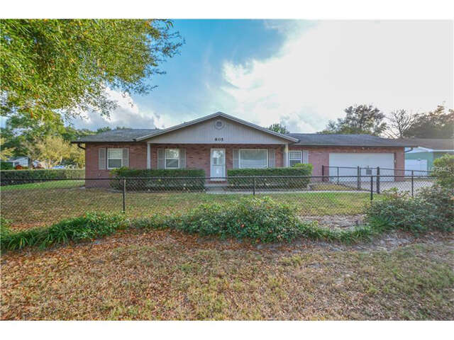 single family home for sale at 805 w clower street bartow