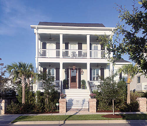 Single Family for Sale at 2634 Augustus St Daniel Island, South Carolina 29492 United States