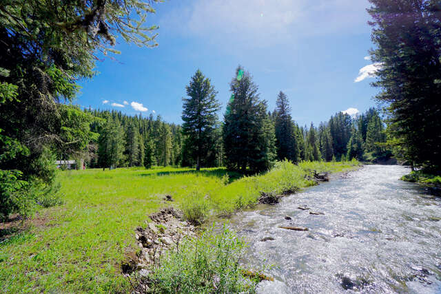 Land for Sale at Tbd Two Rivers Road Big Sky, Montana 59716 United States