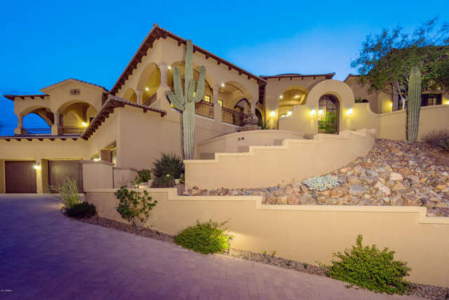 Single Family for Sale at 15615 E Firerock Country Club Drive Fountain Hills, Arizona 85268 United States