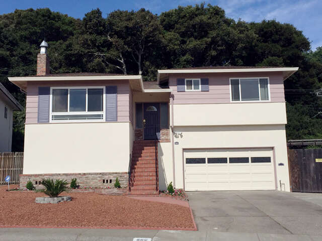 Single Family for Sale at 569 Hawthorne Ave San Bruno, California 94066 United States