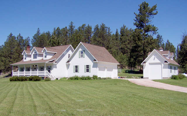 Single Family for Sale at 24151 Dead Broke St Hill City, South Dakota 57745 United States