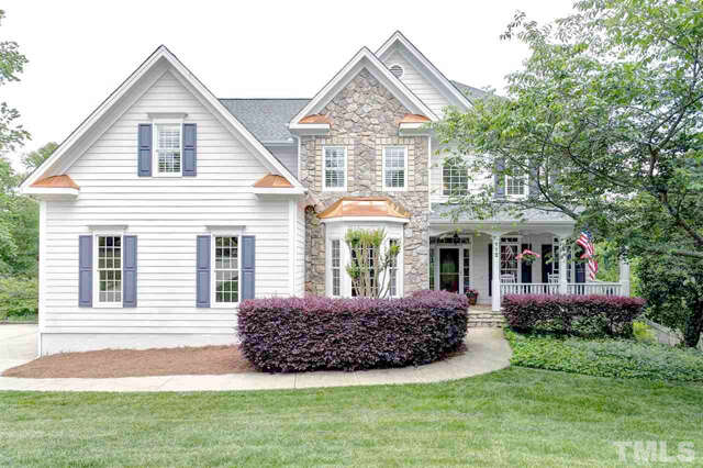 Single Family for Sale at 112 Heck Andrews Way Cary, North Carolina 27519 United States