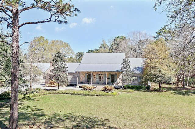Single Family for Sale at 23273 Thornhill Road Bush, Louisiana 70431 United States