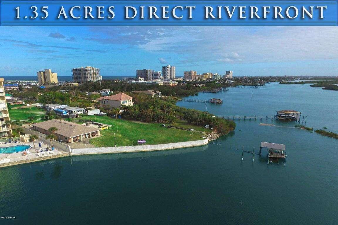 Single Family for Sale at 3626 S Peninsula Drive Port Orange, Florida 32127 United States