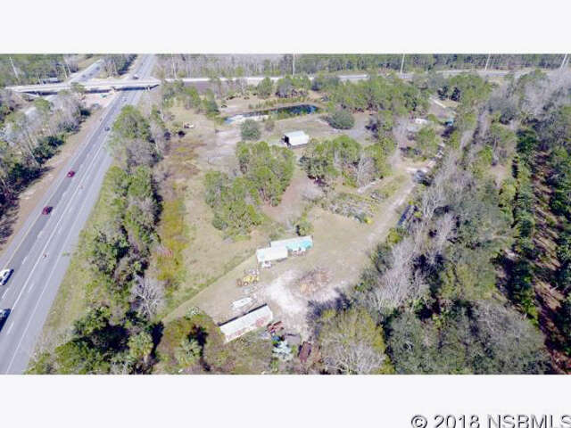 Land for Sale at 3160 Pioneer Trl New Smyrna Beach, Florida 32168 United States
