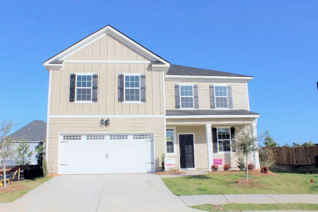 Real Estate for Sale, ListingId:41818246, location: 808 Richards Court Grovetown 30813