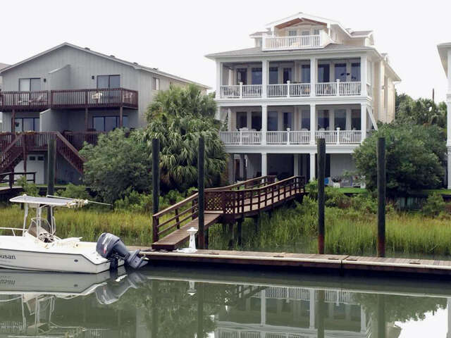 Single Family for Sale at 312 Causeway Drive Wrightsville Beach, North Carolina 28480 United States