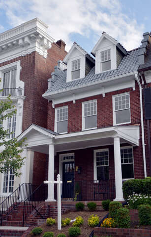 Single Family for Sale at 2217 Monument Ave Richmond, Virginia 23220 United States