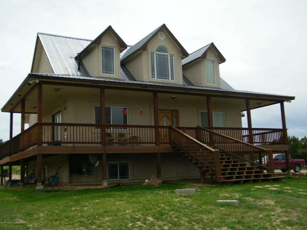 Single Family for Sale at 3100 County Road 306 Parachute, Colorado 81635 United States