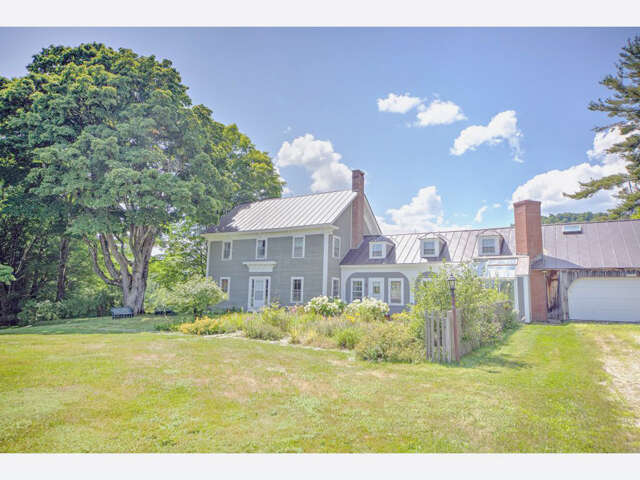 Single Family for Sale at 285 Ashley Road Barnard, Vermont 05031 United States