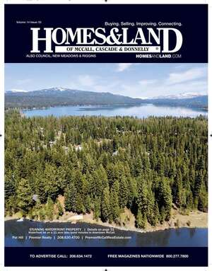 Homes & Land of McCall, Cascade & Donnelly