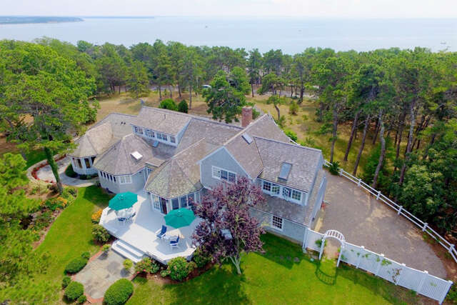 Single Family for Sale at 450 Chequessett Neck Road Wellfleet, Massachusetts 02667 United States