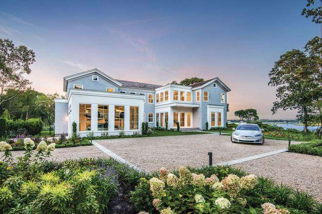 Single Family for Sale at 14 Seaponack Drive Sag Harbor, New York 11963 United States