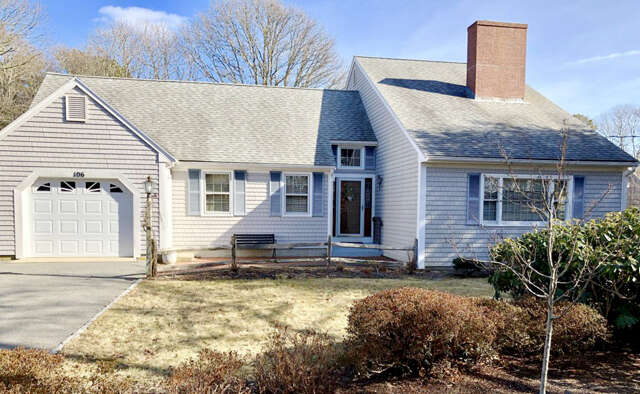 Single Family for Sale at 106 N. Bournes Pond Road East Falmouth, Massachusetts 02536 United States