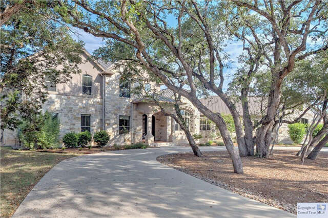 Single Family for Sale at 10706 Steubing Circle New Braunfels, Texas 78132 United States