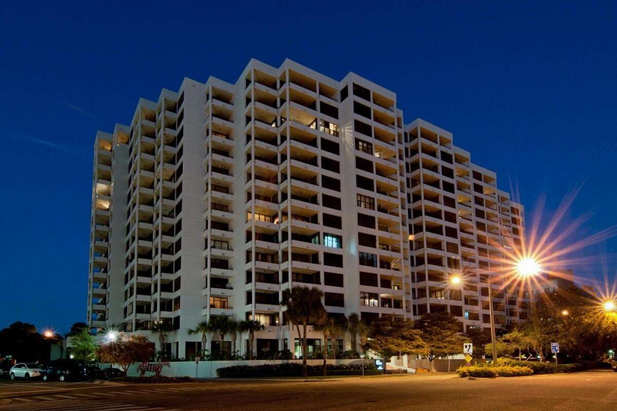 Condominium for Sale at 1255 N Gulfstream Ave #302 Sarasota, Florida 34236 United States