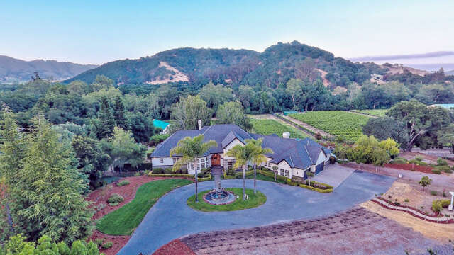 Single Family for Sale at 4315 Redwood Retreat Rd Gilroy, California 95020 United States