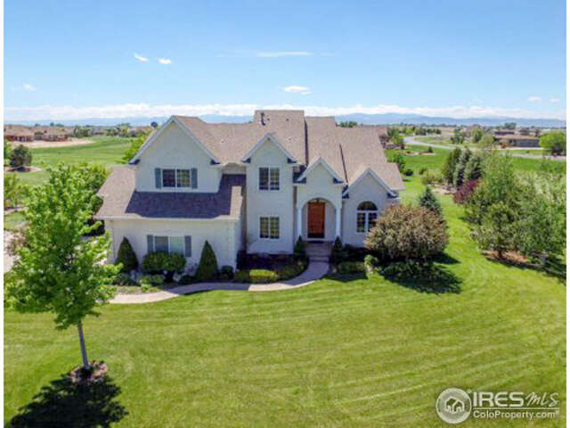 Single Family for Sale at 37135 Soaring Eagle Cir Severance, Colorado 80550 United States
