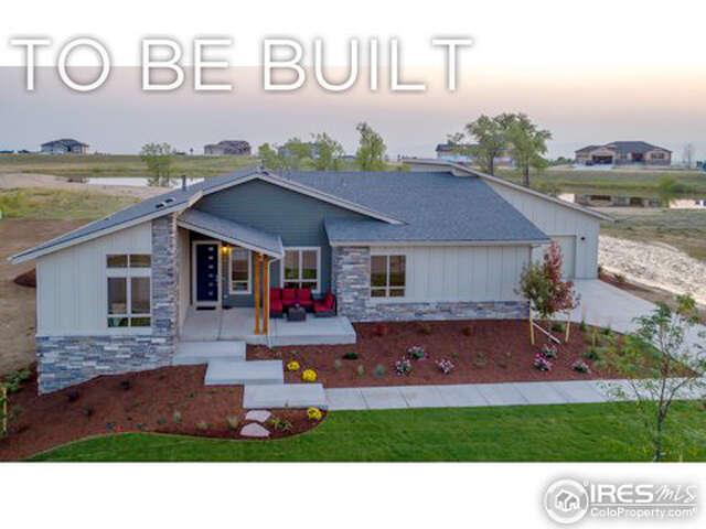 Single Family for Sale at 3807 Bridle Ridge Cir Severance, Colorado 80524 United States