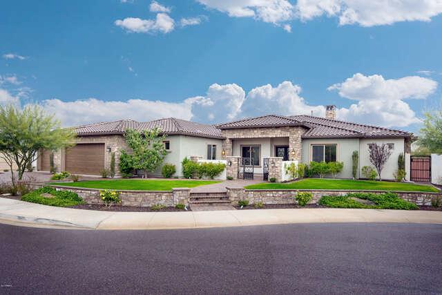 Single Family for Sale at 13825 N 74th Avenue Peoria, Arizona 85381 United States