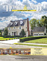 HOMES & LAND Magazine Cover. Vol. 29, Issue 07, Page 10.