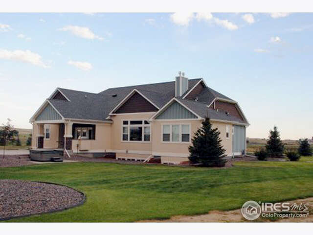 Single Family for Sale at 5962 Pawnee Ct Wellington, Colorado 80549 United States