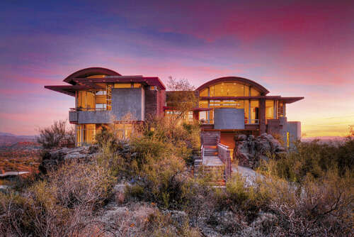 Single Family for Sale at 6703 N Hole In The Wall Way Tucson, Arizona 85750 United States