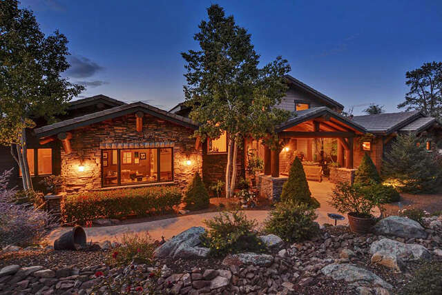 Single Family for Sale at 1800 Fall Creek Lane Prescott, Arizona 86303 United States