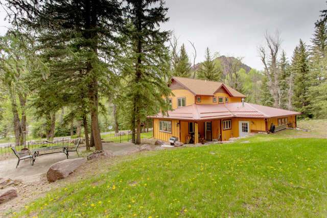 Single Family for Sale at 1000 Redstone Boulevard Redstone, Colorado 81623 United States