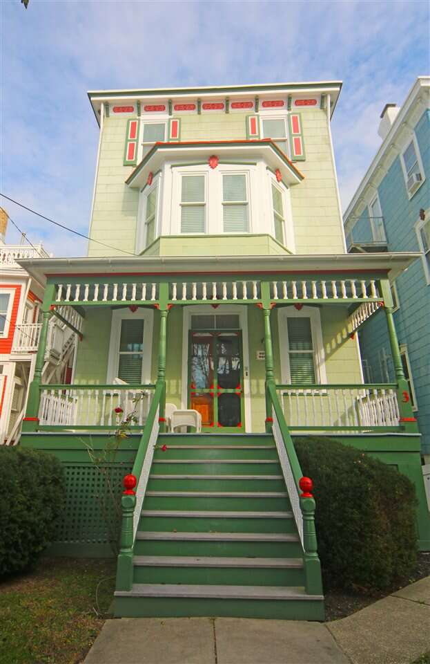 Single Family for Sale at 20 Jackson Cape May, New Jersey 08204 United States