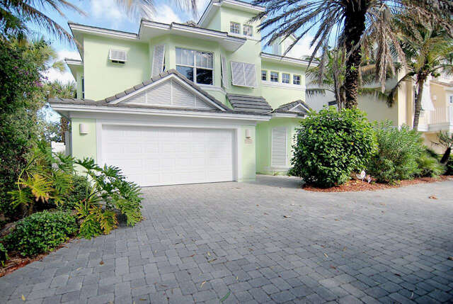 Single Family for Sale at 7441 Highway A1a Melbourne Beach, Florida 32951 United States