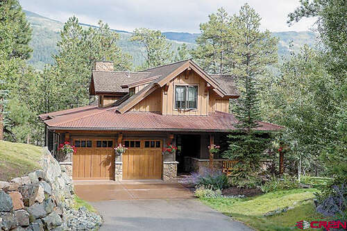 Single Family for Sale at 1580 Glacier Club Drive Durango, Colorado 81301 United States