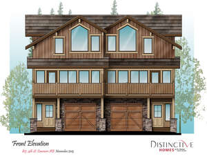 Featured Property in Canmore, AB T1W 2E8