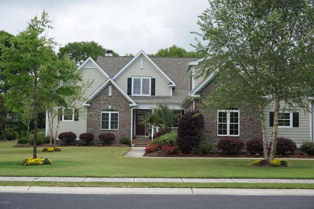 Single Family for Sale at 103 Cotherstone Court Hampstead, North Carolina 28443 United States