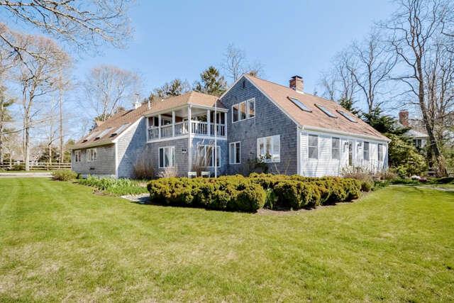 Single Family for Sale at 166 Wings Neck Road Pocasset, Massachusetts 02559 United States