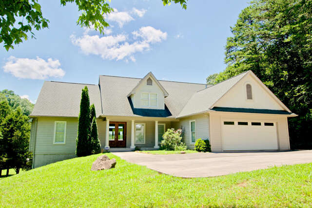 Single Family for Sale at 105 Griffitts Keep Court Greenback, Tennessee 37742 United States