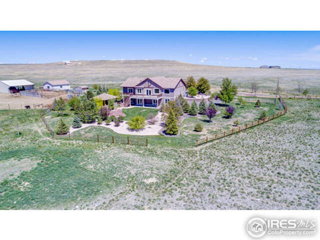 Single Family for Sale at 8401 County Road 106 Nunn, Colorado 80648 United States