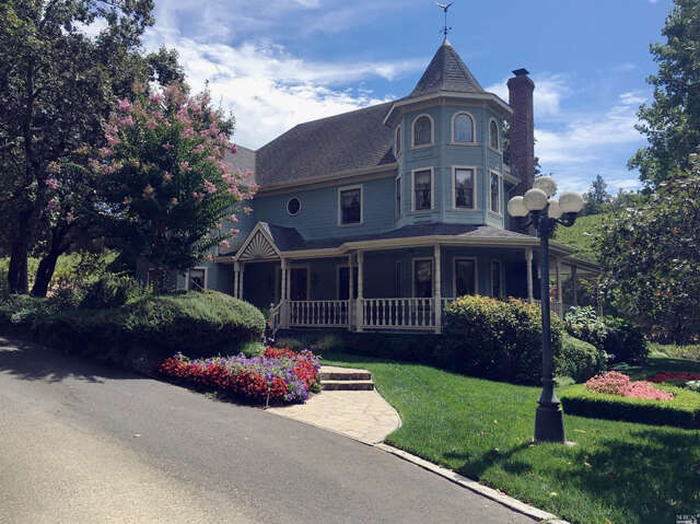 Single Family for Sale at 3927 Peterson Dr Calistoga, California 94515 United States