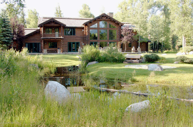Single Family for Sale at 125 E Avalanche Canyon Jackson, Wyoming 83001 United States