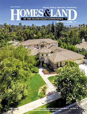 HOMES & LAND Magazine Cover. Vol. 33, Issue 02, Page 30.