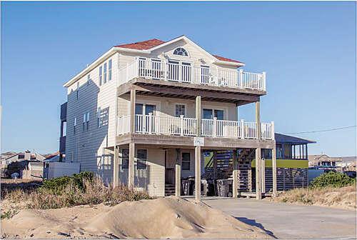 Single Family for Sale at 4504 N Virginia Dare Trail Kitty Hawk, North Carolina 27949 United States